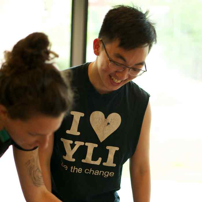 YLI, Wilder's Youth Leadership Initiative, is a community leadership program for high school students living in Saint Paul and East Metro