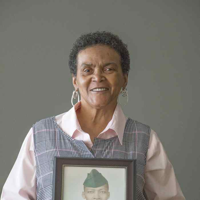 Maribeth Jackson's husband received Meals on Wheels at Wilder