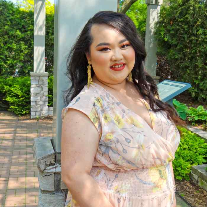 Amherst H. Wilder Foundation Youth Leadership Initiative Alumna Then Yeng Xiong