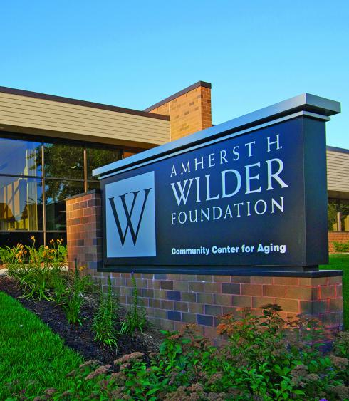 Wilder Community Center for Aging building