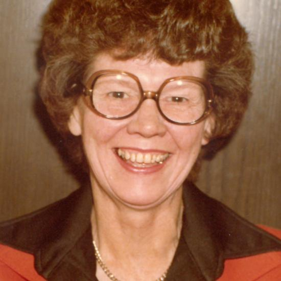 Margaret Lewis created a charitable bequest at Wilder that will become the Margaret E. Lewis Fund for Children