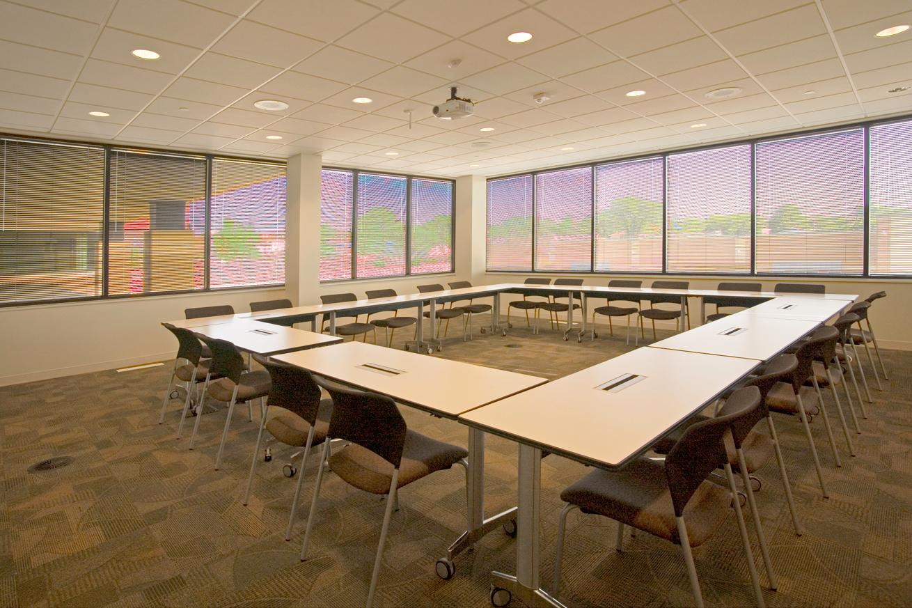 Rent a meeting room at the Wilder Center for your next event
