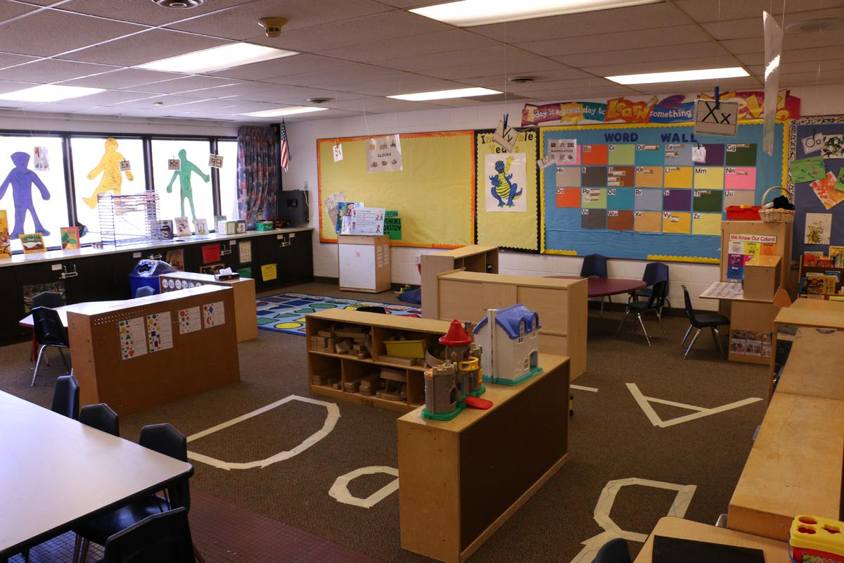 Wilder Child Development Center provides classrooms that engage toddlers and preschoolers