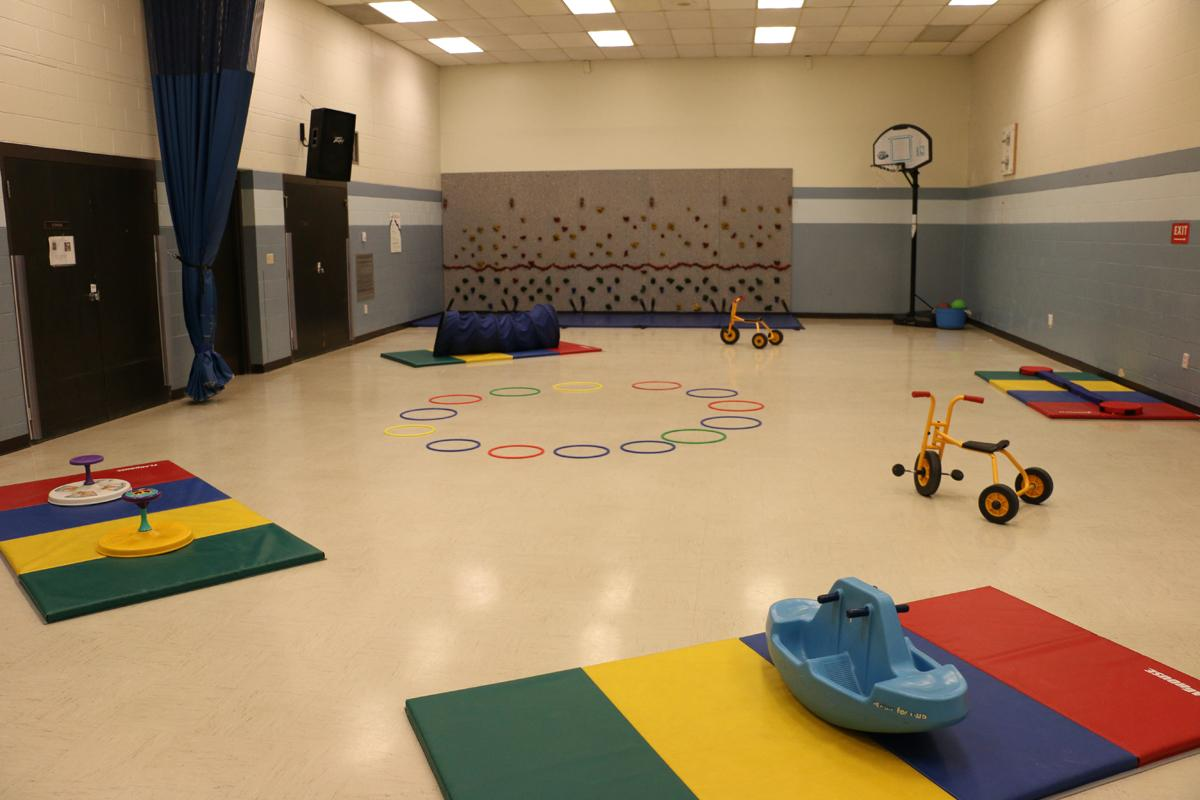 Wilder Child Development Center gym