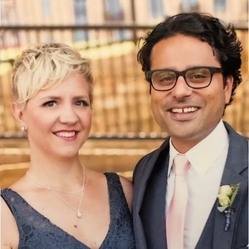Ilse and Omar Akbar, Wilder donors