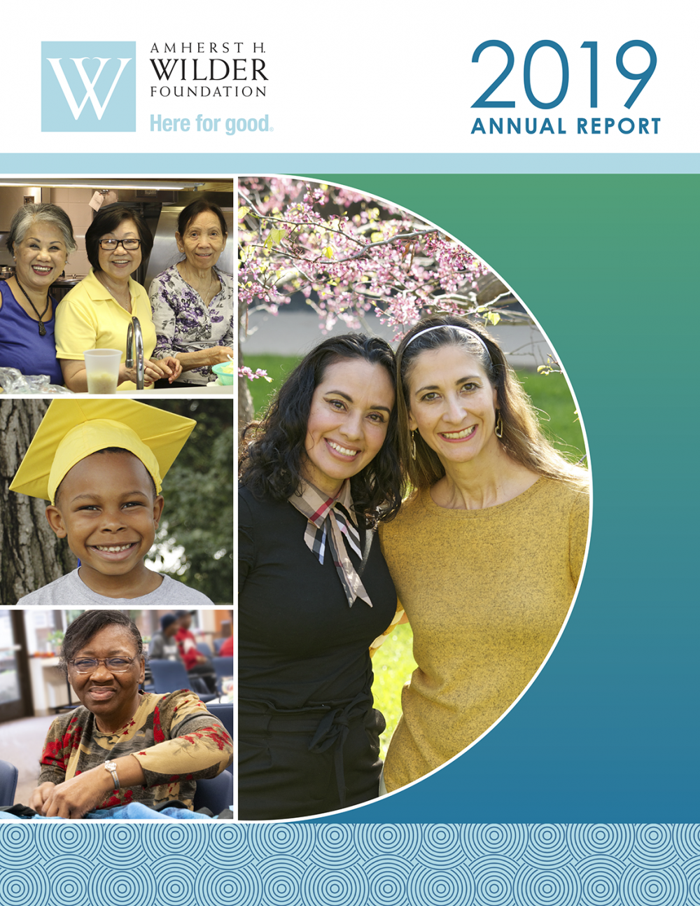 Nonprofit Organization Amherst H. Wilder Foundation 2019 Annual Report