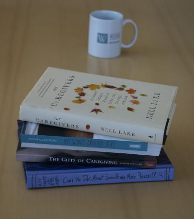 Five books by caregivers