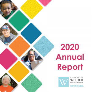 Amherst H. Wilder Foundation Annual Report 2020