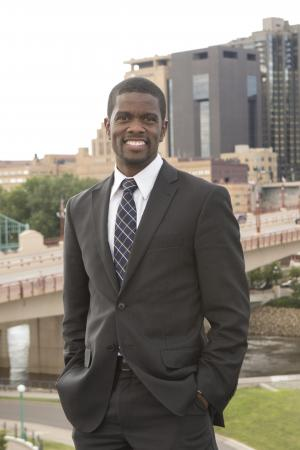 Mayor Melvin Carter, speaker at Wilder's 2019 Ordinary Magic