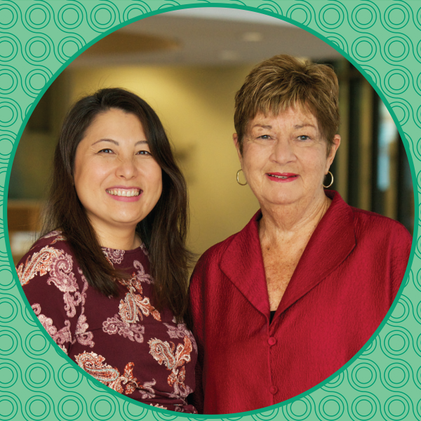 Wilder Foundation 2018 Annual Report Message from President and CEO MayKao Y. Hang and Board Chair Julie Brunner
