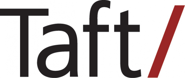 Logo for Taft, a sponsor of Wilder Ordinary Magic